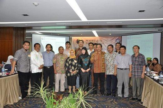 Sebagai fasilitator Bimtek Penyusunan RPJMD Renstra SKPD Provinsi Gorontalo, PSEKP-UGM-Bank Dunia-Bappeda Provinsi Gorontalo