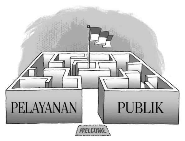 Apakah kualitas Pelayanan Publik masih rendah?